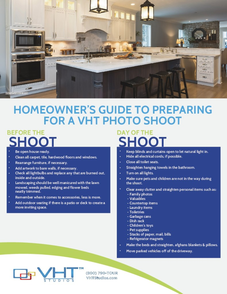 Photos listing how-to-prepare-homeowner